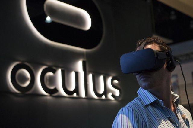 Гарнитуры Oculus Rift отключены после ошибки программного обеспечения