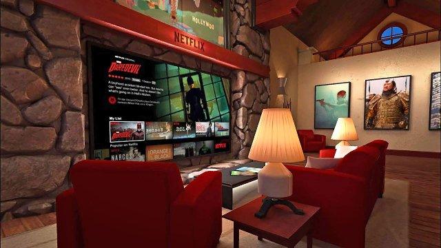 Netflix принимает ожидаемый подход к виртуальной реальности