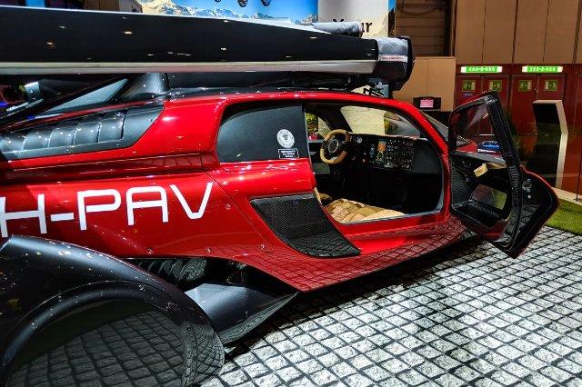 PAL-V Liberty заявляет, что является первым коммерчески доступным летательным аппаратом