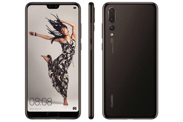 Линейка телефонов P20 от компании Huawei