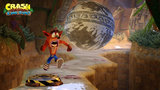 «Crash Bandicoot» появится на Nintendo Switch
