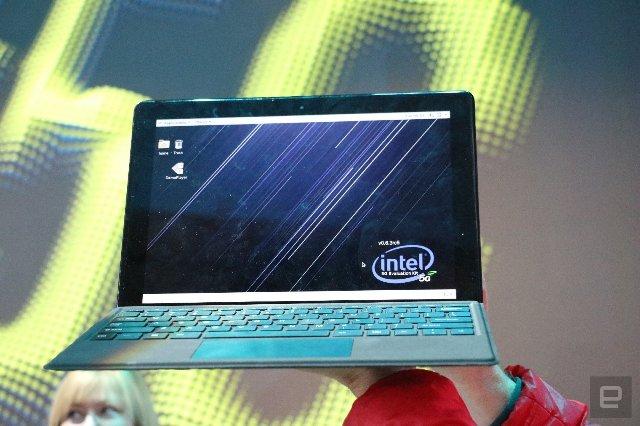 Концепция ПК Intel «скрывает» антенну 5G в подставке