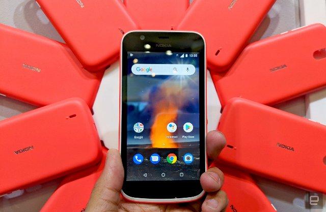 Первые телефоны Android Go сочетают низкие цены с большим количеством обещаний