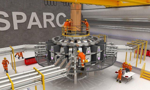 MIT начинает амбициозный план строительства ядерной термоядерной установки к 2033 году