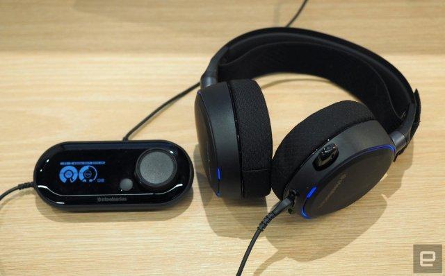 SteelCeries Arctis Pro - это высококачественная гарнитура для взыскательных геймеров
