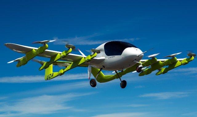 Автономное воздушное такси Cora отправляется в Новую Зеландию