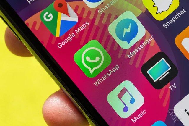 WhatsApp не будет делиться данными пользователя с Facebook в Европе