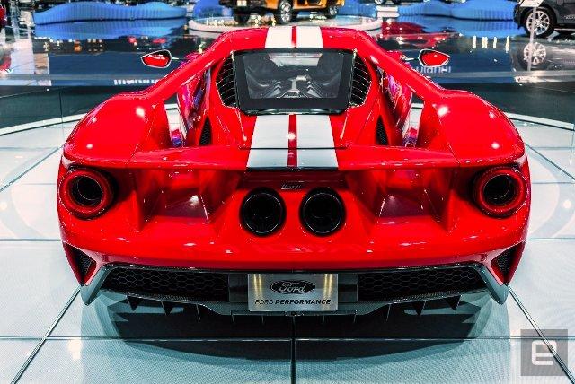 Все автомобили Ford будут оснащены встроенным 4G LTE к 2020 году