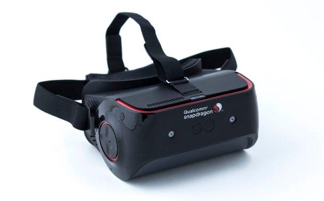 Qualcomm добавляет технологию отслеживания глаз Tobii к мобильному набору VR