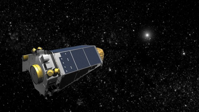 Космический корабль NASA Kepler близок к концу своей жизни