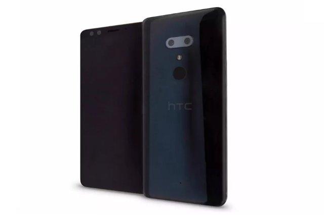 Утечка HTC U12 Plus демонстрирует минимальные рамки и двойные камеры