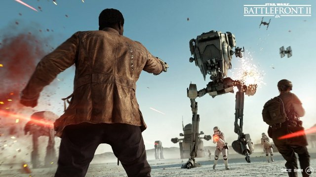 Battlefront II наконец завершит прогрессию в игре на следующей неделе