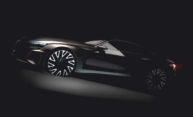 Audi Sport E-tron GT будет базироваться на Porsche Mission E