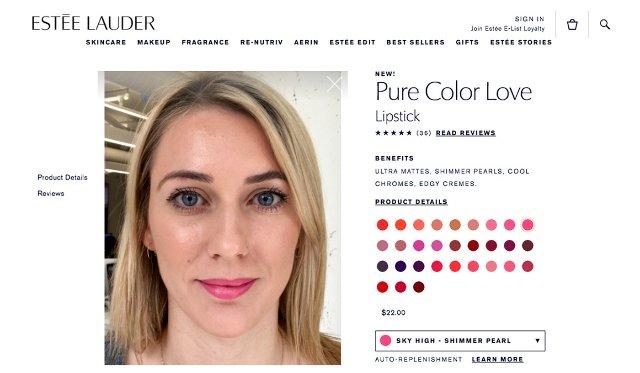 L'Oreal покупает создателя приложений дополненной реальности для улучшения красоты