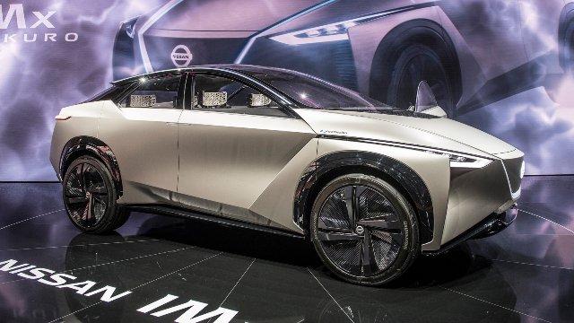 Концепция нового внедорожника Nissan войдет в производство