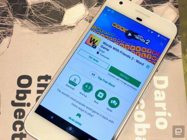 Технология Instant App Google теперь позволяет вам попробовать игры, прежде чем покупать