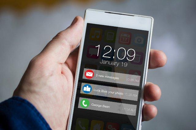 Машинное обучение может привести к умным мобильным уведомлениям