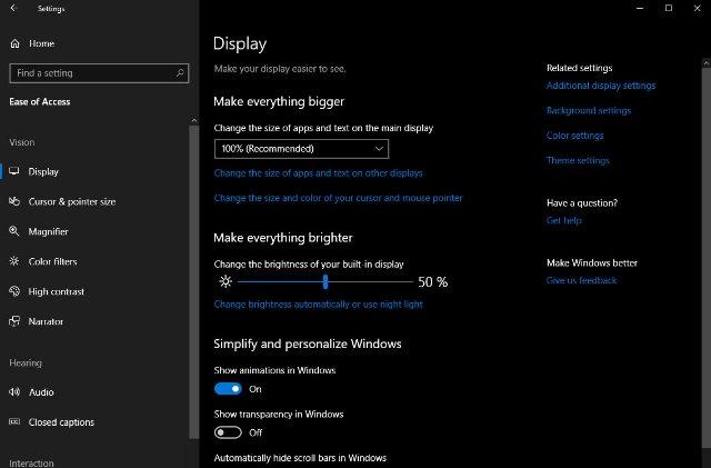 Предстоящие функции доступа Windows 10 включают в себя обновление  Narrator