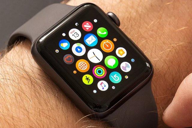Apple использует секретные средства разработки экранов MicroLED для Apple Watch
