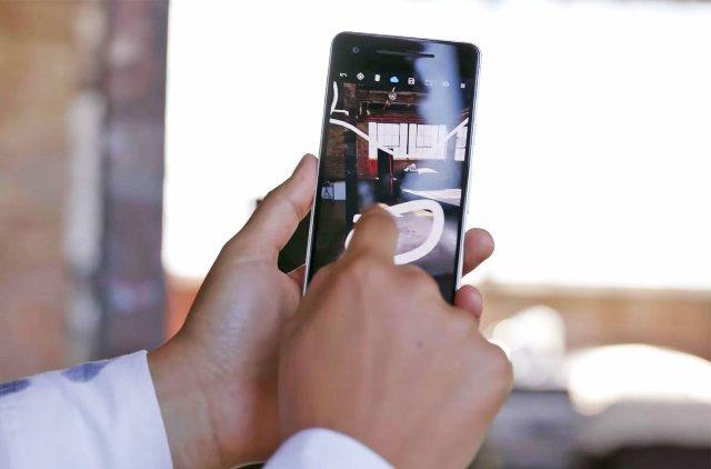 Более 60 новых приложений поддерживают платформу AR для Android