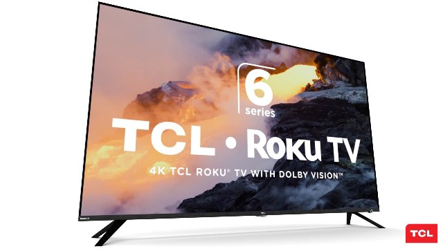TCL представляет новую линейку телевизоров 6-Series
