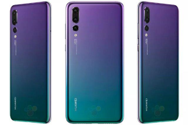 В тройной камере Huawei P20 Pro будет установлен 40-мегапиксельный главный датчик