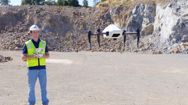 DJI строит 1000 специализированных дронов для строительной компании