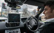 Jaguar Land Rover тестирует автономную парковку на дорогах общего пользования
