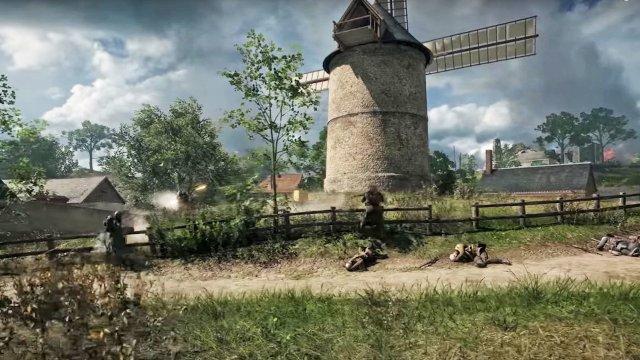 EA учит войска ИИ играть в «Battlefield 1»