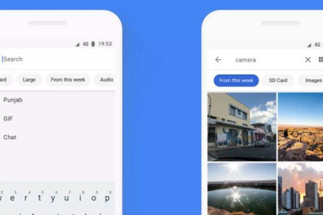 Теперь вы можете искать документы в File Go, как и в Google