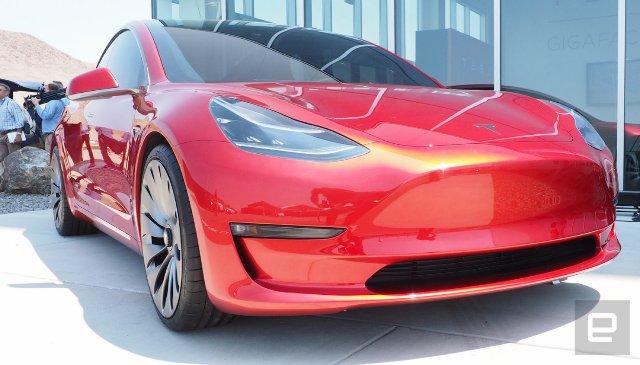 Перепланированная навигационная система Tesla выйдет в эти выходные