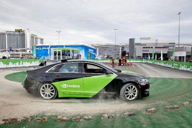 NVIDIA стремится сделать автономное вождение более безопасным с виртуальными симуляторами