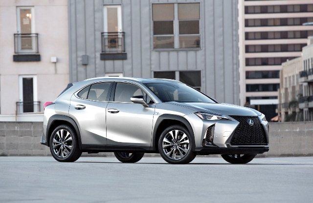 Lexus - последний автопроизводитель, предлагающий услугу подписки