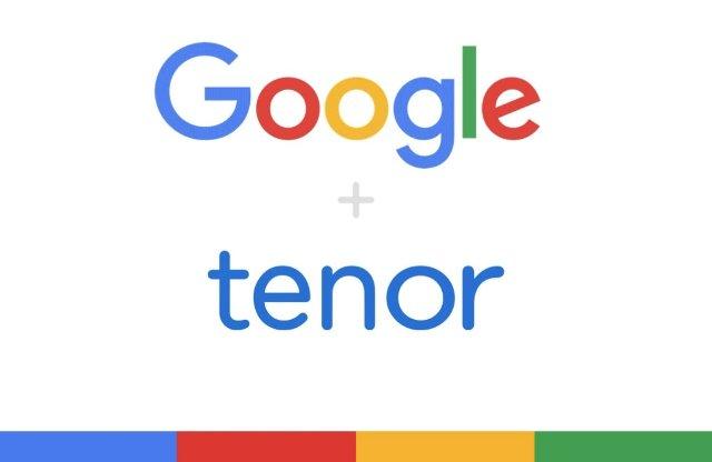 Google приобретает платформу поиска GIF Tenor