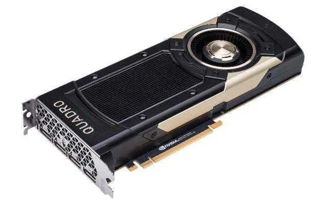 NVIDIA Quadro GV100 GPU будет использовать технологию трассировки лучей