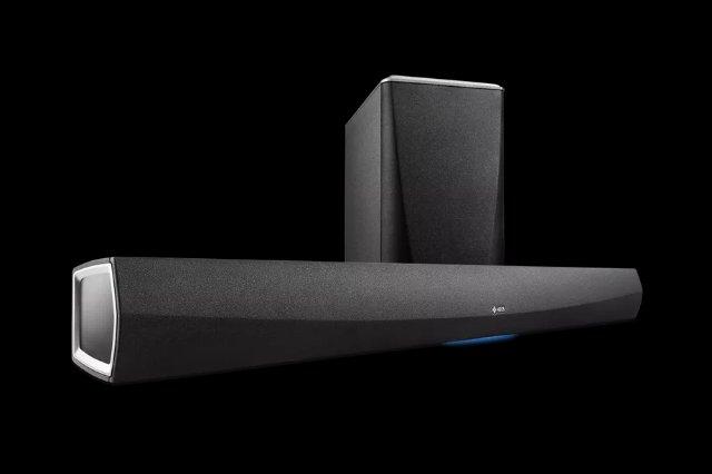 Новая звуковая панель HEON HomeCinema HS2 от Denon будет поддерживать hi-res аудио и Alexa