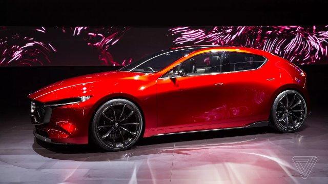 Концепция Kai поддерживает будущее внутреннего сгорания Mazda