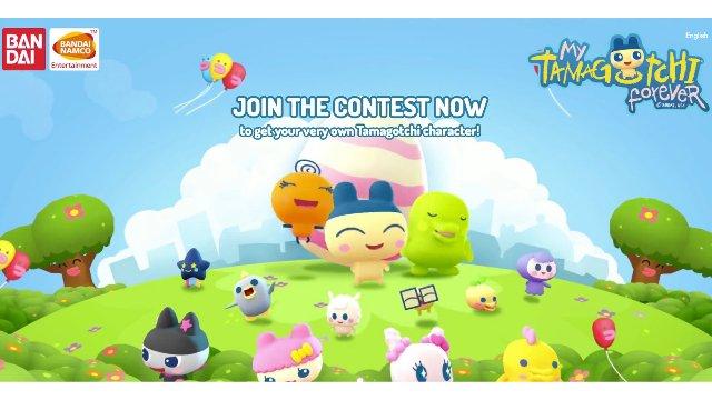 15 марта выйдет приложение «My Tamagotchi Forever»