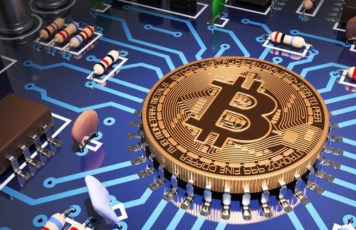 Мощное оборудование для майнинга криптовалют