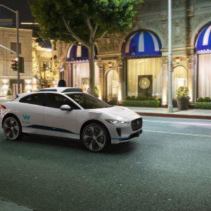 Подразделение Google, разрабатывающее автопилот, купит 20 тысяч Jaguar I-Pace