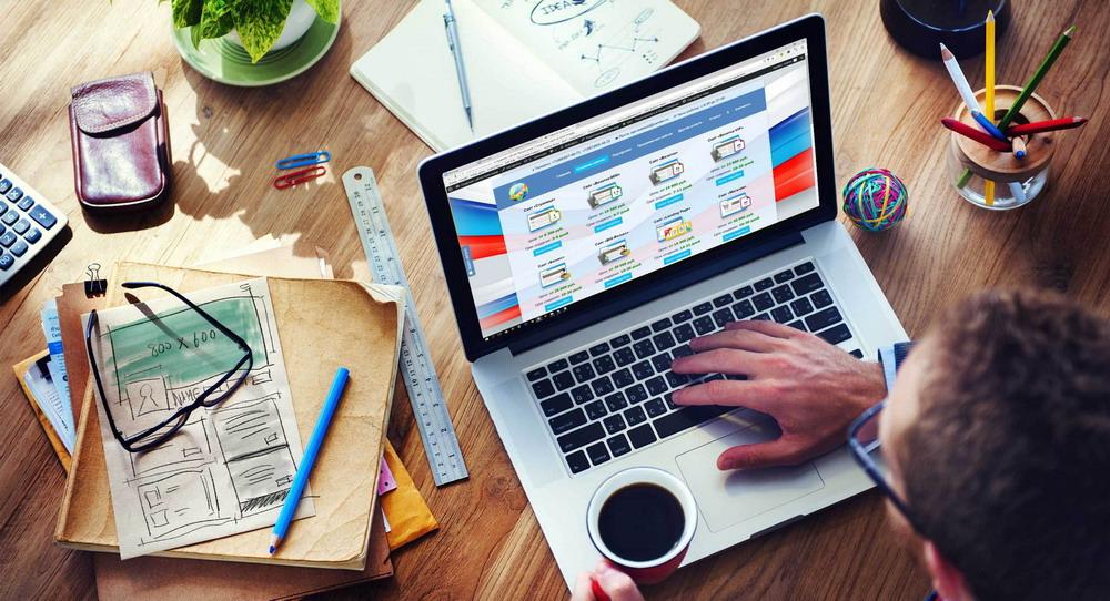 Создание креативных сайтов