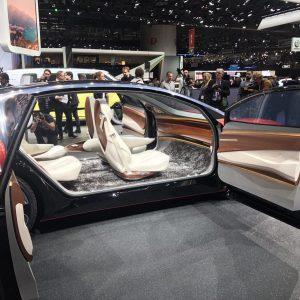 Volkswagen готовит к будущему: в концепте I.D. Vizzion нет руля