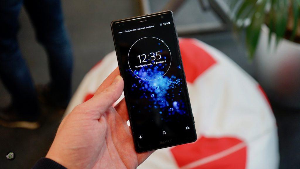 Sony Xperia XZ2 и Sony Xperia XZ2 Compact: цены в России и детали предзаказа