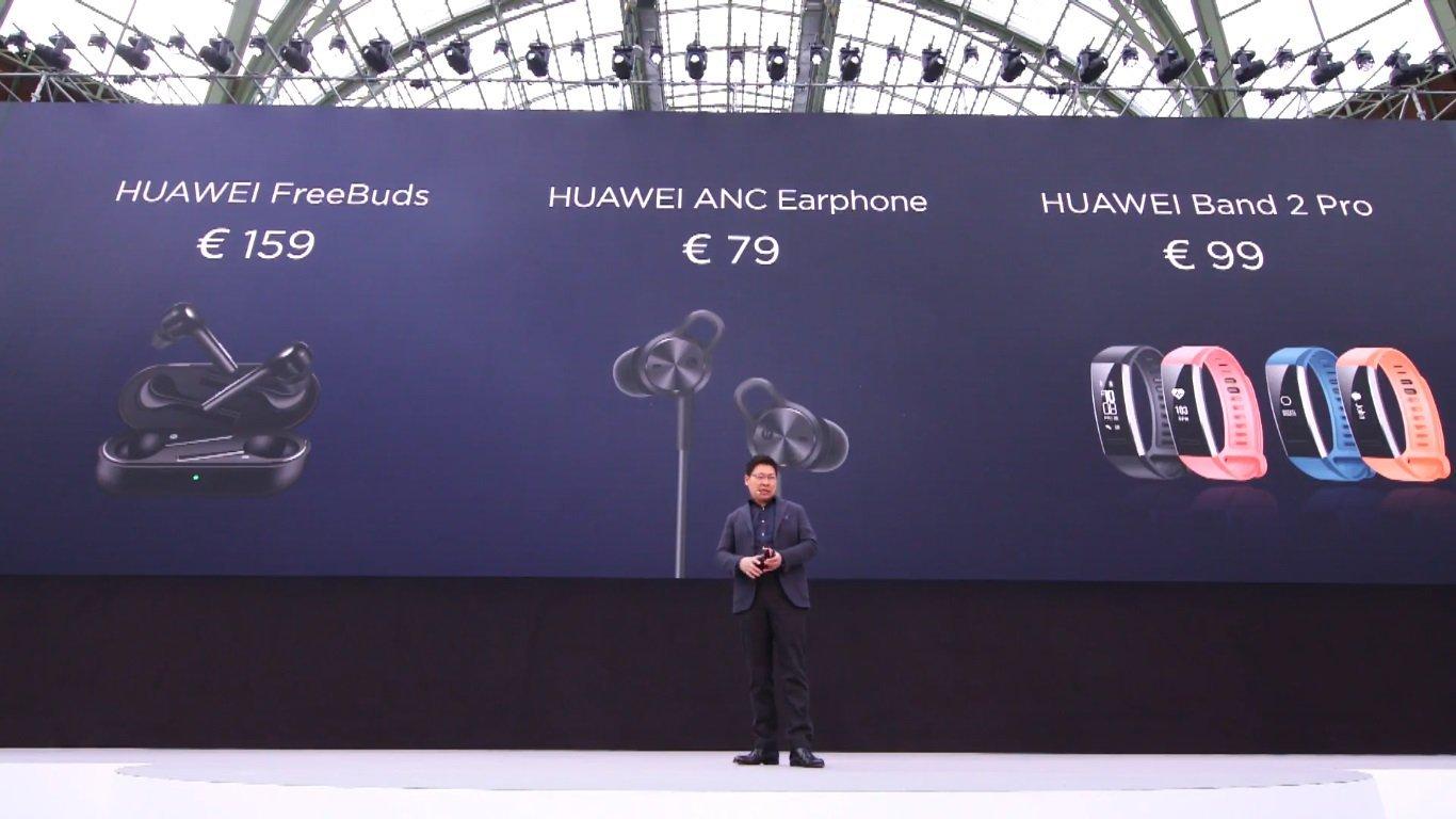 Huawei FreeBuds — как Airpods, только черные
