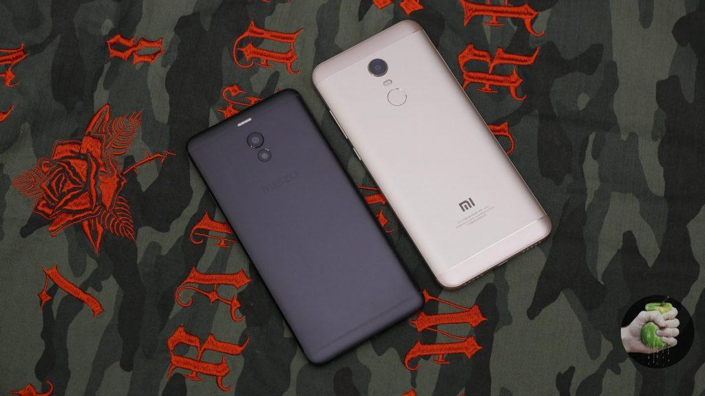 Сравнительный обзор Xiaomi Redmi 5 Plus и Meizu M6 Note