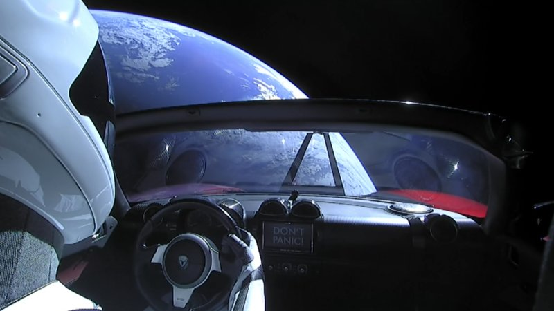Tesla Roadster завезёт на Марс опасные бактерии