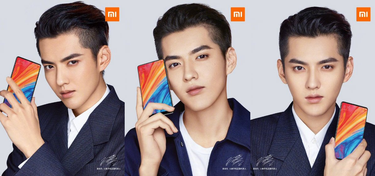 Xiaomi дразнит клёвым тизером Mi Mix 2S