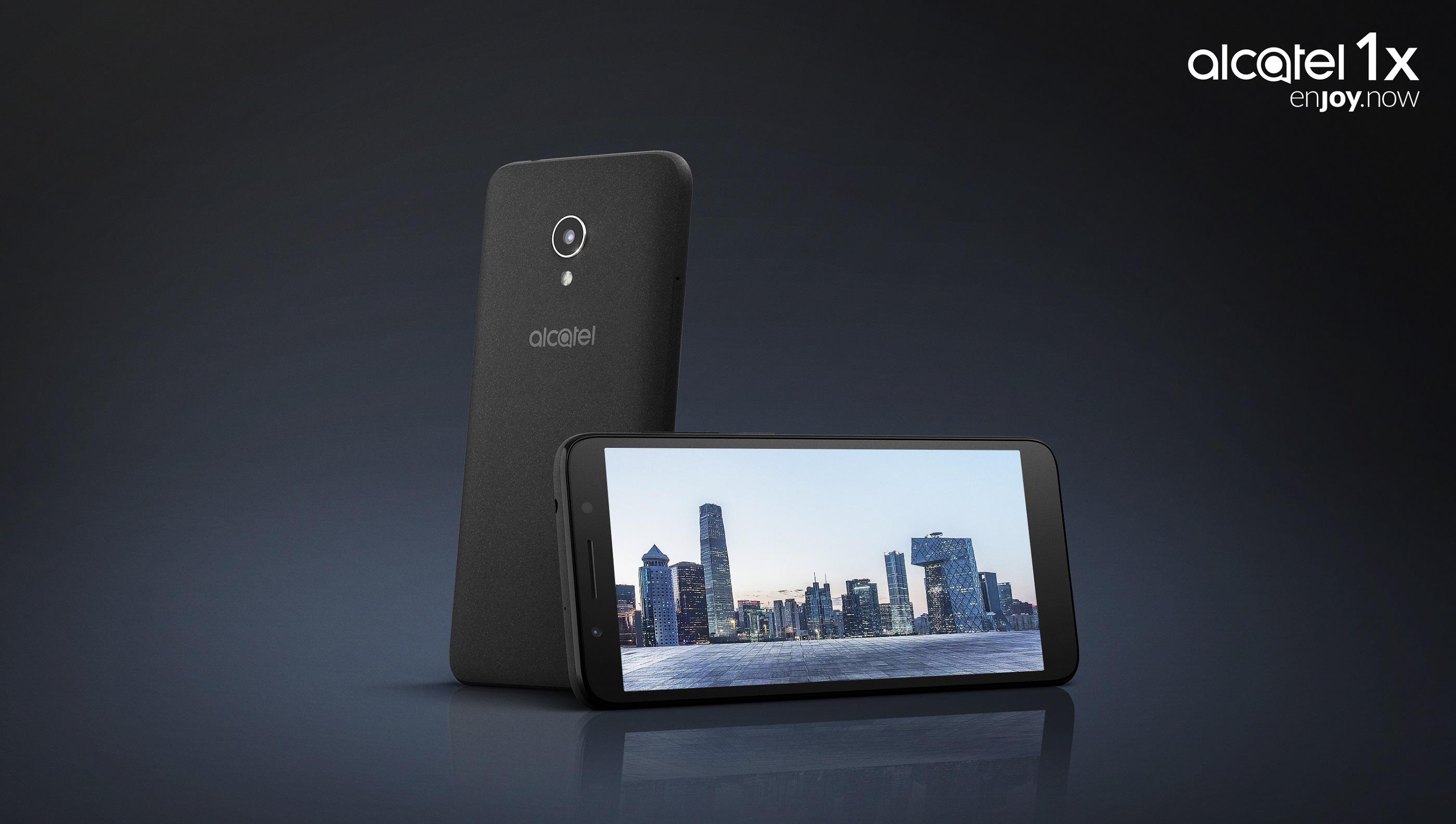 Alcatel начали продажи первого в мире смартфона на  Android Go