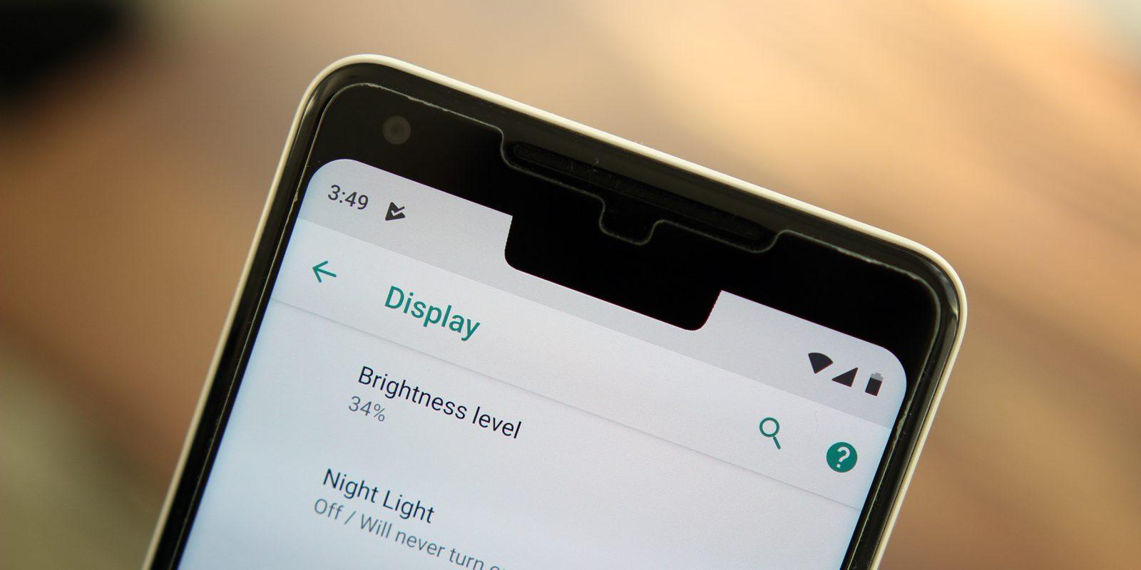 Первая бета-версия Android P: самые заметные нововведения
