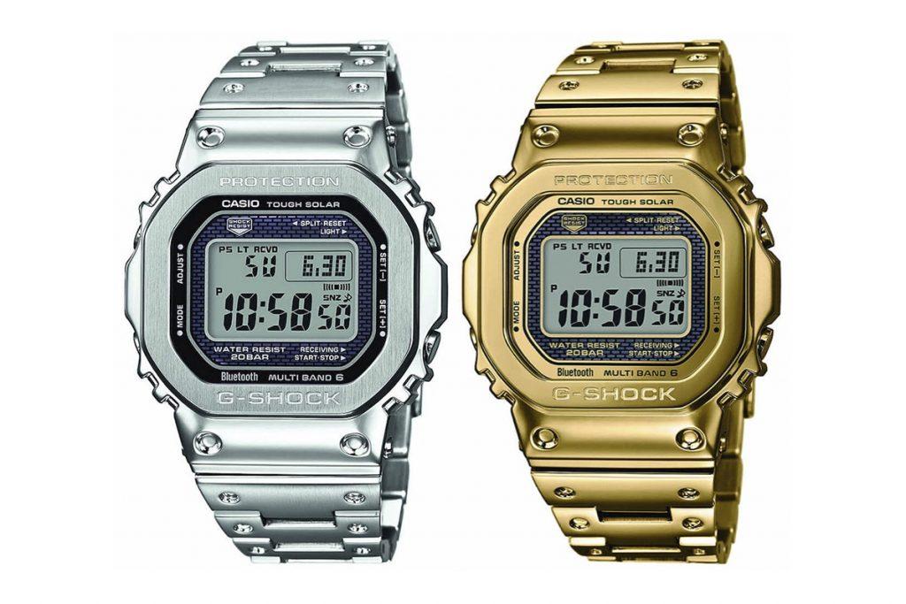Вещь дня: отличные часы Casio G-SHOCK GMW-B5000